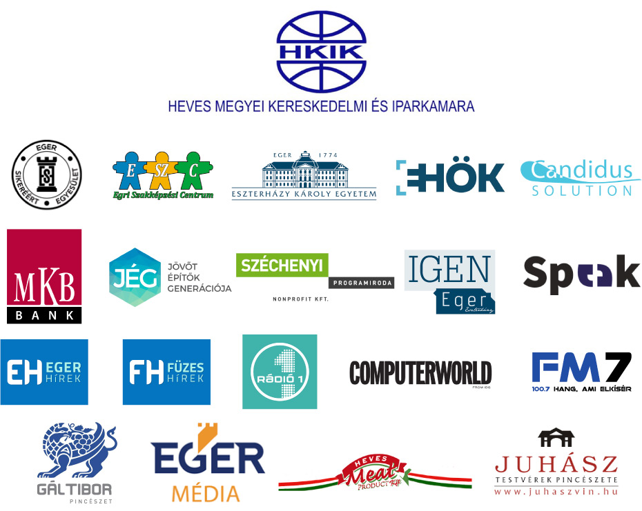 FVN partnerek - logók