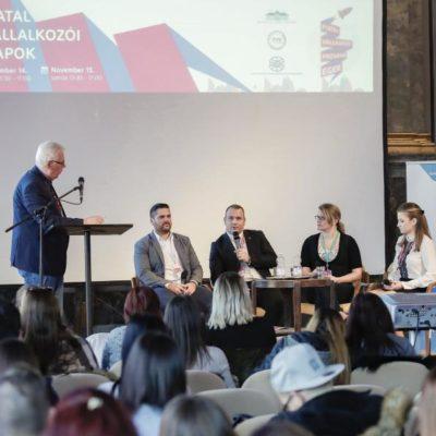 Fiatal Vállalkozói Napok - A jövő technológiája - 2018